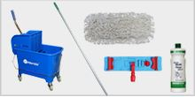 ZESTAW - Zestaw do mycia podłogi, małej powierzchn