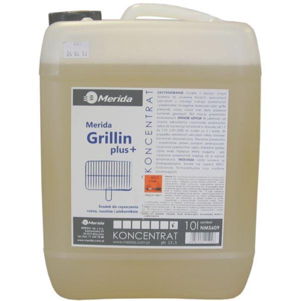 GRILLIN 10L do czyszczenia rusztów i piekarników